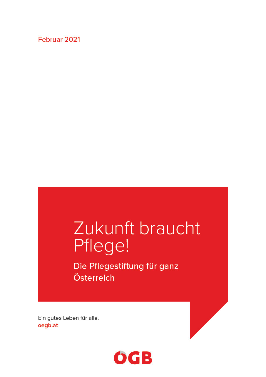 Pflegestiftung