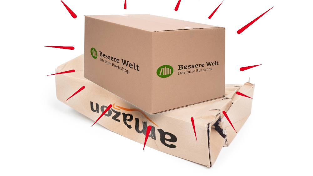 "Alternative zu Amazon: ""Bessere Welt"""